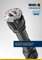 Catalogue transmission industrielle