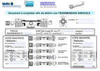 Transmission Agricole
