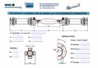transmission mercedes VITO